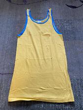 Nwot Deadstock 70s 80s Jc Penney Yellow Tank Top
