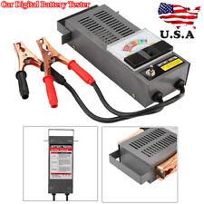 6V 12V Digital Volt Battery Tester Load Car Charging System Tester Analyzer Tool