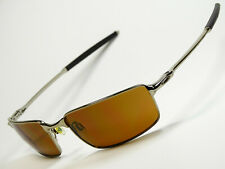 Oakley Square Wire 3.0 Olive Chrome Sonnenbrille Whisker Probation Inmate Felon