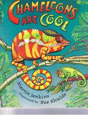 Chameleons Are Cool