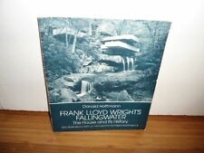 USED (GD) Frank Lloyd Wright's Falling Water: The House and Its History by Donal