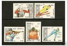 Olympics Mint Never Hinged/MNH Lao Stamps