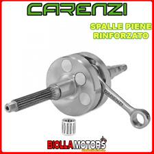 090932A ALBERO MOTORE CARENZI EVOLUTION spin 12 biella 80- Minarelli Orizzontale