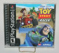 Toy Story Racer - Complete - PlayStation PS1 - FREE SHIPPING