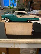 Franklin Mint 1955 Pontiac Starchief precision model custom Catalina