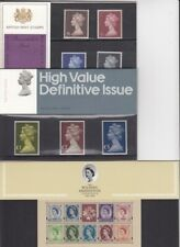1969 to-date Definitive Presentation  Packs -