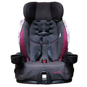 Evenflo Advanced Chase LX Harnessed Booster Car Seat Replacement Pad