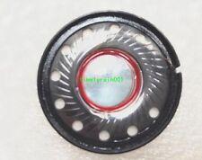 2pcs 40mm 32Ohm 32Ω Headset speaker Loudspeaker DIY Speaker repair