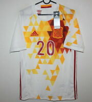 Spain National Team away shirt 15/16 Adidas BNWT KIDS Size XL