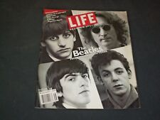 1995 LIFE MAGAZINE - THE BEATLES - SP 6483
