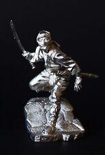 Nippon Warrior Ninja Assassin KIT Tin toy soldier 54 mm. metal