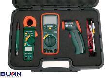 Extech TK430-IR Industrial Troubleshooting Kit IR RMS MultiMeter Clamp meter