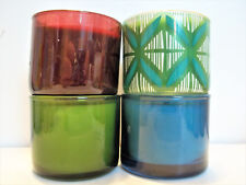 Bath Body Works LEAVES, RENEW REFRESH, SPICED APPLE, AMAZON FALLS,  Mini Candles