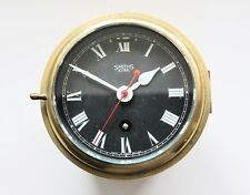 SMITHS ASTRAL BRASS MARINE 8 DAY CLOCK