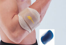 TENNIS ELBOW STRAP, ELBOW BRACE, GOLF ELBOW SUPPORT, 1-Size-Fits-All Silicon Gel