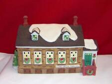 Stoney Brook Town Hall Dept 56 New England Village-RETIRED-S1
