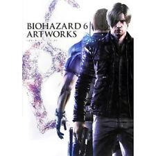 Resident Evil 6 Art Works book / Biohazard 6