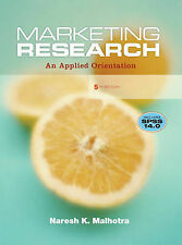 Marketing Research: An Applied Orientation by Malhotra, Naresh K., SPSS, SPSS