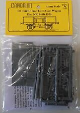 Cambrian C2.GWR 10ton Loco Coal Wagon Kit.