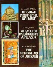 MEDIEVAL ARTSAKH ART Karabakh Արցախ Арцах Armenian RuEn
