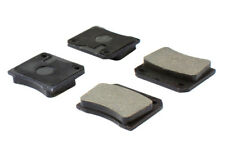 Disc Brake Pad Set Rear,Front Centric 105.00090