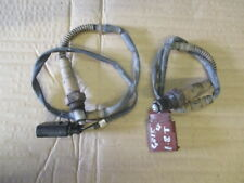 VW GOLF MK4 1.8 T 20V / AUDI A3 LAMBDA O2 OXYGEN SENSOR 4 PIN PLUGS - PAIR / SET