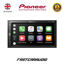 "Pioneer SPH-EVO62DAB 6.8"" Apple CarPlay Android auto flotante Fijo Doble DIN"