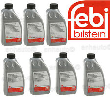 Set of 7-Liters Febi Automatic Transmission Fluid Audi VW Mercedes -236.10