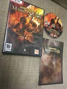 WARHAMMER MARK OF CHAOS Pc DVD Rom - FAST DISPATCH