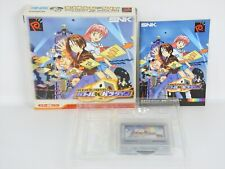 THE KING OF FIGHTERS BATTLE DE PARADISE Neo Geo Pocket Color Japan Neogeo np