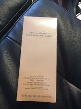 Cashmere Mist by Donna Karan 5.0 oz EDT Body Glow Moisturizing Self Tanner Women