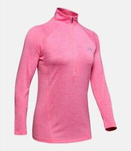 New Under Armour Women's Tech Twist Half Zip Top Size XXL MSRP $45