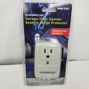 Chamberlain Garage Door Opener System Surge Protector NEW CLSS1