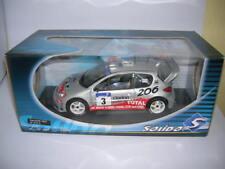 Solido Peugeot 206 WRC G.Panizzi - H.PANIZZI #3 , 1:18