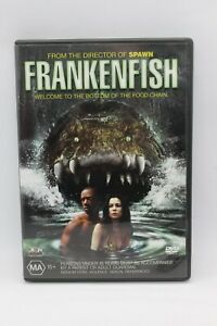 FRANKENFISH HORROR REGION 4 DVD RARE - FREE POSTAGE