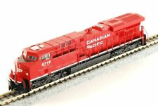 """KATO N-Scale 176-8904 ES44AC """"GEVO"""" Canadian Pacific #8718 made in JAPAN !!"""