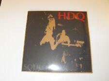 """H.D.Q. - """"Soulfinder"""" double LP. UK melodic punk/hardcore. Leatherface"""