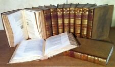 THOU (J.-A.). Histoire Universelle... 1740 - 11 volumes