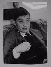 Jacques Doniol Valcroze, cliché argentique Philippe Doumic pour Unifrance Film.