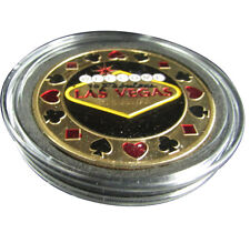 Casino Poker Card Guard Cover Protector Las Vegas Nevada