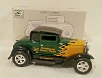 Spec Cast 1/25 Diecast BANK Ford Model A Street Rod HEMMINGS Motor News NEW!