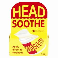 Head Soothe Headache Relief Stick a Natural Remedy by Healthpoint