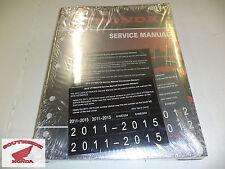 GENUINE HONDA SERVICE SHOP MANUAL VT750C SHADOW AERO 2011-2015