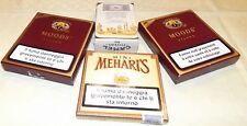 Scatole vuote sigarette Moods Donneman,pezzi n.2; 1 Camel e 1 Mini Meharis con s