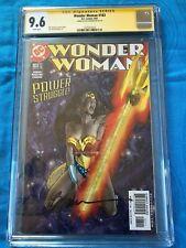 Wonder Woman #183 - DC - CGC SS 9.6 - Signed by Phil Jimenez