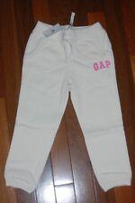 Girls 3T Gap Kids White Athletic Pants