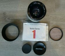 Vivitar Series 1 Auto Variable Focusing 35-85mm 1:2.8 Lens w/ Caps & Much More