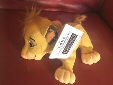Disney small Simba Beanie Toy - Promo Toy