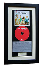 ONE DIRECTION Up All Night CLASSIC CD Album QUALITY FRAMED+EXPRESS GLOBAL SHIP