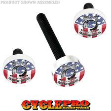 Windshield Bolt Kit for 14-Up Harley Electra & Street POW MIA USA FLAG - 158
